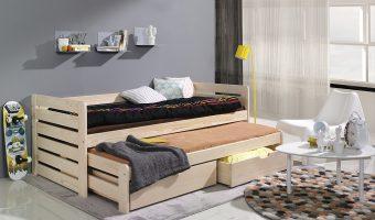 TOMASZ łóżko 2 osobowe