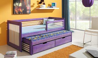 ANATOL łóżko 2 osobowe