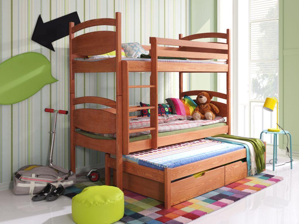 Cezary łóżko 3 Osobowe Meblobed