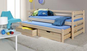 MARCIN łóżko 2 osobowe