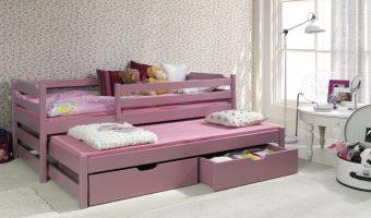 MARCIN II łóżko 2 osobowe