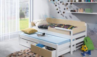 NATU I łóżko 2 osobowe
