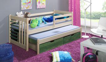 SZYMON łóżko 2 osobowe