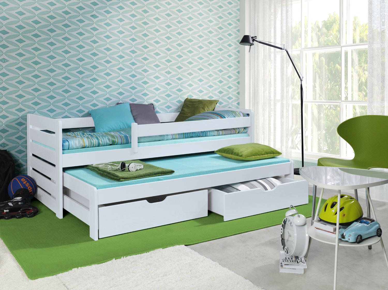 Tomasz Ii łóżko 2 Osobowe Meblobed