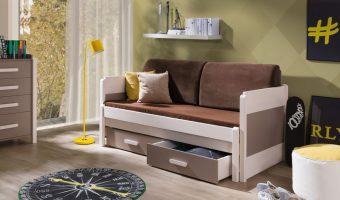 VASCO łóżko 2 osobowe