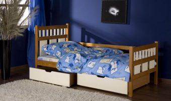LUIZA łóżko 1 osobowe