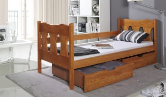 VERONA łóżko 1 osobowe