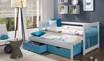 SYRIUSZ łóżko 2 osobowe